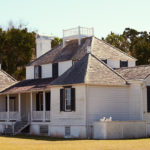 Main House at Kingsley Plantation (c) Tamara Dourney 2016