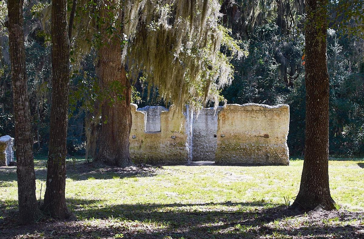 Tabby House at Kingsley Plantation (c) Tamara Dourney 2016